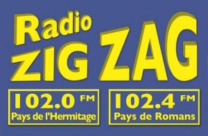 Logo Oficiel RadioZIGZAG Syndic [iPhone] [iPhone]